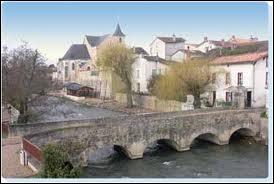 Je me rends dans la ville de Chasseneuil-du-Poitou, où les habitants se nomment les ...