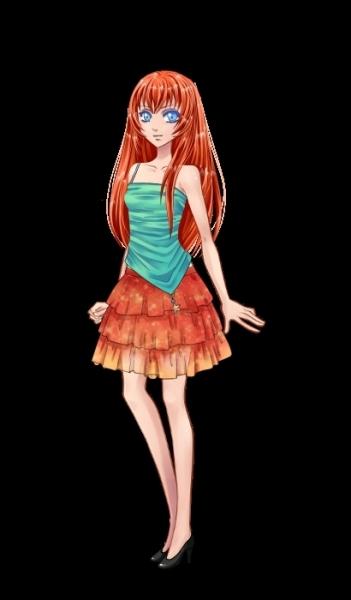 Dans quel épisode pouvez-vous avoir cette tenue et avec qui ?