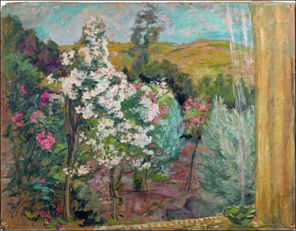 Quizz les jardins des peintres quiz peintres jardins for Pierre bonnard la fenetre