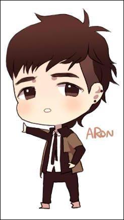 Quelle place tient Aron au sein du groupe ?