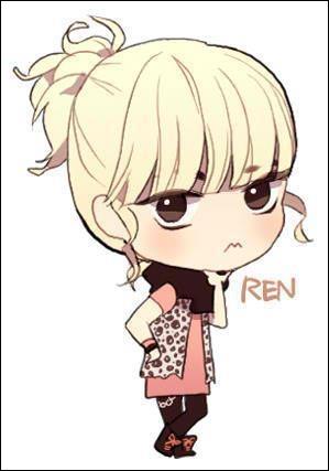 Quelle place tient Ren au sein du groupe ?