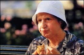 Dans quel film peut-on voir cette dame d'un certain âge ?