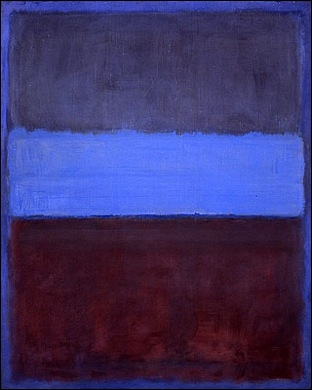 No. 61, 1953, par un peintre américain représentant de l'expressionnisme abstrait (1903-1970)