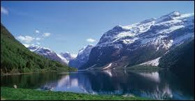 Le pays des fjords :