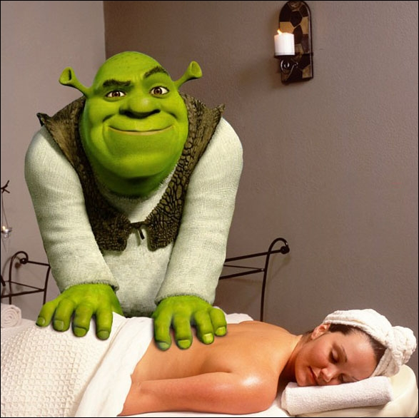 Ce masseur a fait beaucoup de dégâts avant que son patron ne le mette dehors. Qui est-ce ?