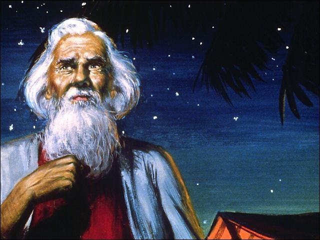Selon l'Ancien Testament, qui Abraham doit-il sacrifier pour montrer sa foi en Dieu ?