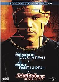 La Mémoire dans la peau  est un film avec :