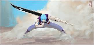 Qui est ce personnage, il fait partie de l'équipe de Taka et possède la capacité de se fluidifier ?