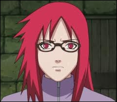 Qui est ce personnage, elle est la seule fille de l équipe Taka et fait partie du clan Uzumaki ?