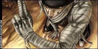 Qui est ce personnage, il est le maître du Tsuchikage actuel et contrôle aussi le Jinton ?