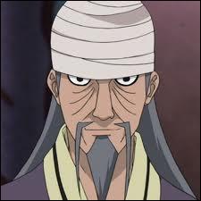 Qui est le personnage, il est le dirigeant du pays du Fer et un samouraï aguerri ?