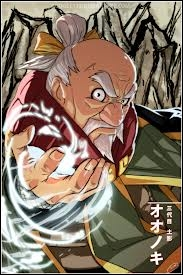 Qui est ce personnage, il est le Tsuchikage et contrôle le Kekkai Tota ?