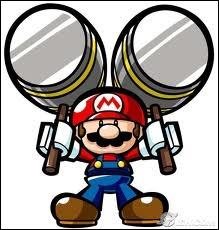 Dans quel jeu voit-on pour la première fois Mario ?
