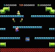 Quel a été le premier jeu portant le nom de Mario ?