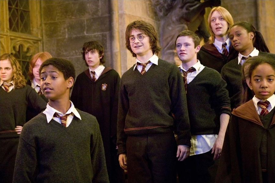 Gryffondor dans Harry Potter
