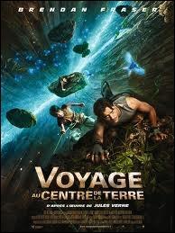 En quelle année le film  Voyage au centre de la Terre  est-il sorti ?