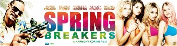Quel rôle joue-t-elle dans  Spring Breakers  ?