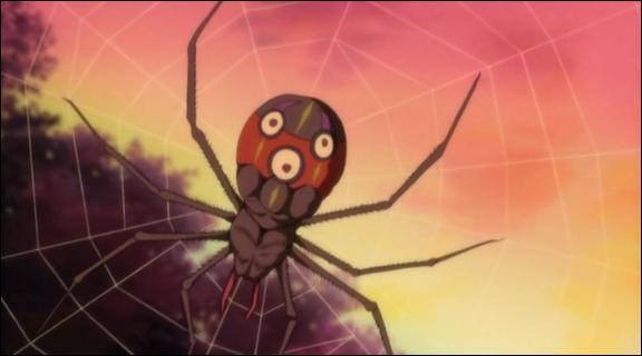Comment les assistants d'Aï surnomment-ils l'araignée ?