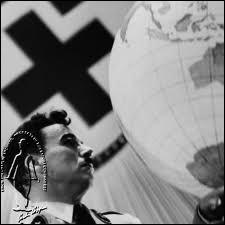 Le symbole choisi (la double croix) par Chaplin, pour rappeler la croix gammée, n'a pas été choisi innocemment. Quels sont les choix qui ont été privilégiés dans le choix du dessin ?