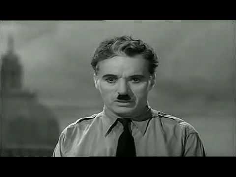 Chaplin et Hitler ont des points en commun; lesquels ?