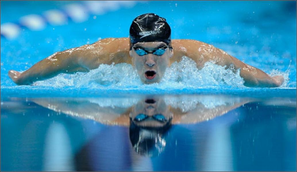 En octobre 2012, quel est l'athlète ayant décroché le plus grand nombre de médailles d'or aux jeux olympiques ?