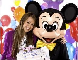Sur cette photo, Miley avait 15 ans.