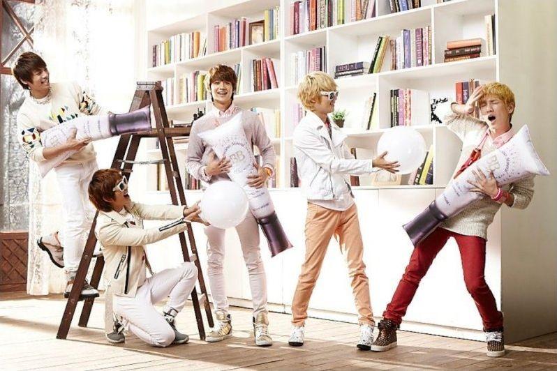 Groupes K-Pop