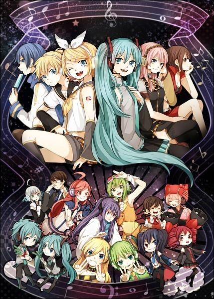 Existe-t-il des concerts de Miku Hatsune voire d'un autre Vocaloid, au Japon ?