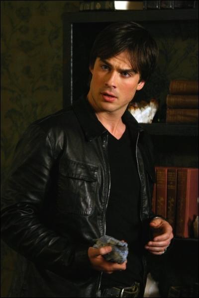 Dans l'épisode 12, pourquoi Stefan frappe-t-il Damon ?