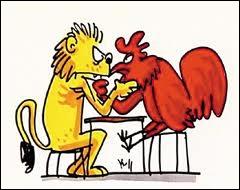 Si le lion flamand et le coq wallon arrivent à s'entendre, en quelle année pourront-ils fêter ensemble le bicentenaire de leur beau pays ?