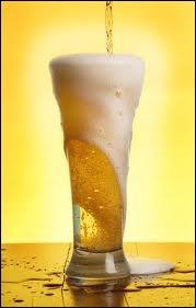 En Dakota du nord, il est illégal de servir de la bière avec...