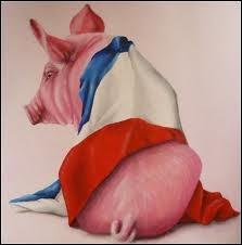 En France, il est interdit d'appeler son cochon...
