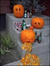 Et bien sûr, attention à ne pas abuser durant la fête, car après, mêmes les citrouilles... ?