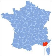 Quelle ville est située dans le département du Var ?