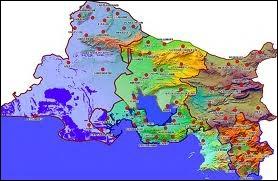 Quelle ville est située dans le département des Bouches-du-Rhône ?