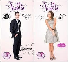 Violetta vit avec