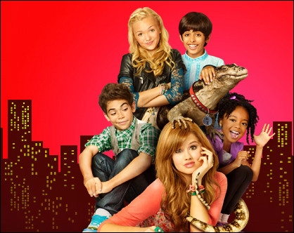 Sur quelle chaîne, la série Jessie passe-t-elle ?
