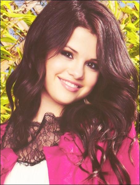 Selena Gomez ne chante pas :