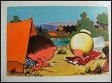 Qui se souvient des mascottes des copains ? Elle se nommait  yéyé , et lui ?