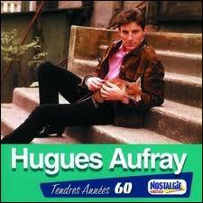 A qui Hugues Aufray voulait-il passer l'anneau ?