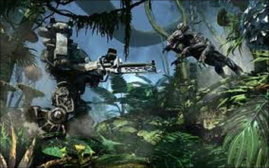 La fantastique horde de Nantangs, Ikrans et Titanosaures qui charge les Terriens a été envoyée par :