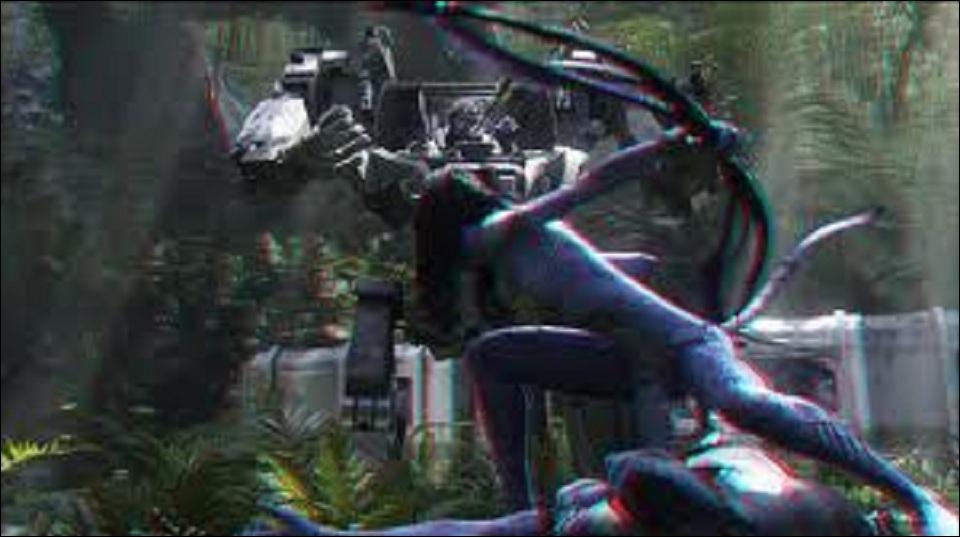 Qui tue Le colonel Quaritch de deux flèches, alors qu'il allait lâchement oter la vie à l'avatar de Jake ?