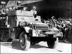 Quelle était l'origine de la majeure partie des soldats de la 9e compagnie du régiment de marche du Tchad qui a largement contribué à la libération de Paris ?