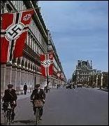 Combien d'années l'occupation de Paris par l'armée allemande du IIIe Reich a-t-elle duré ?
