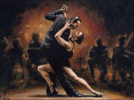 Tout le bleu du ciel, danse dans tes yeux ... C'est ainsi que débutait  Le tango bleu  interprété dans les années 50 par un duo composé de :