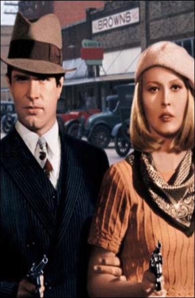 Faye Dunaway et Warren Beatty ont interprété à l'écran ces célèbres hors-la-loi prénommés :
