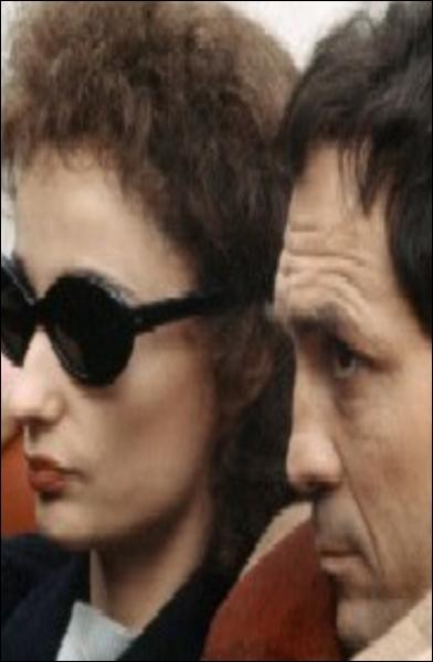Célèbre couple du XXème siècle porté à l'écran en 1982 par Claude Lelouch. Initialement, c'est Patrick Dewaere qui devait tenir le rôle masculin. C'est :