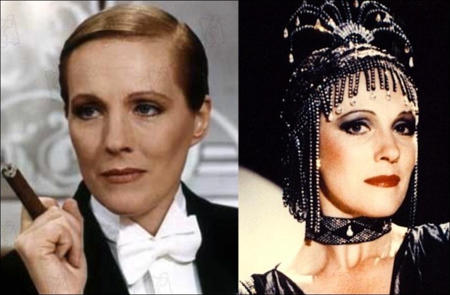 Barbra Streisand joue les deux rôles dans ce film de Blake Edwards.