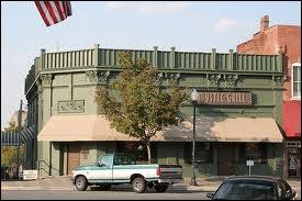 D'ailleurs, quel est le nom du bar de la ville ? (C'est encore plus facile avec la photo ! )