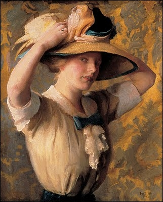 The shade hat, 1912